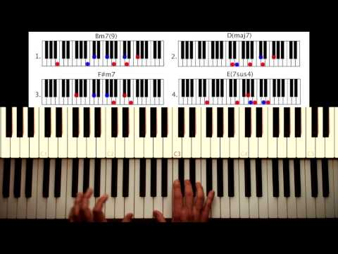 Get Lucky Daft Punk Original Piano Ep Tutorial Chords Chordify