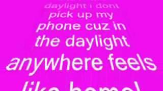 matt and kim daylight lyrics