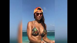 Colombiana sexy bailando guaracha