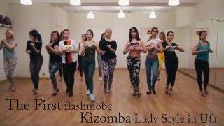 Marina Tarasova Kizomba Lady Style
