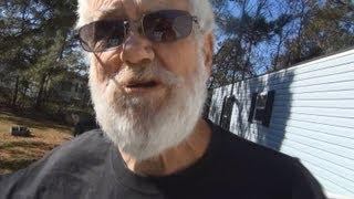 Angry Grandpa - The Yard Police (PRANK)