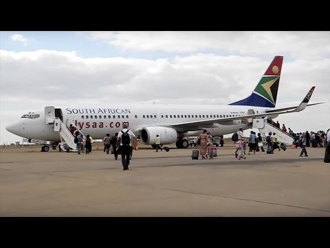 My South African Airways Story