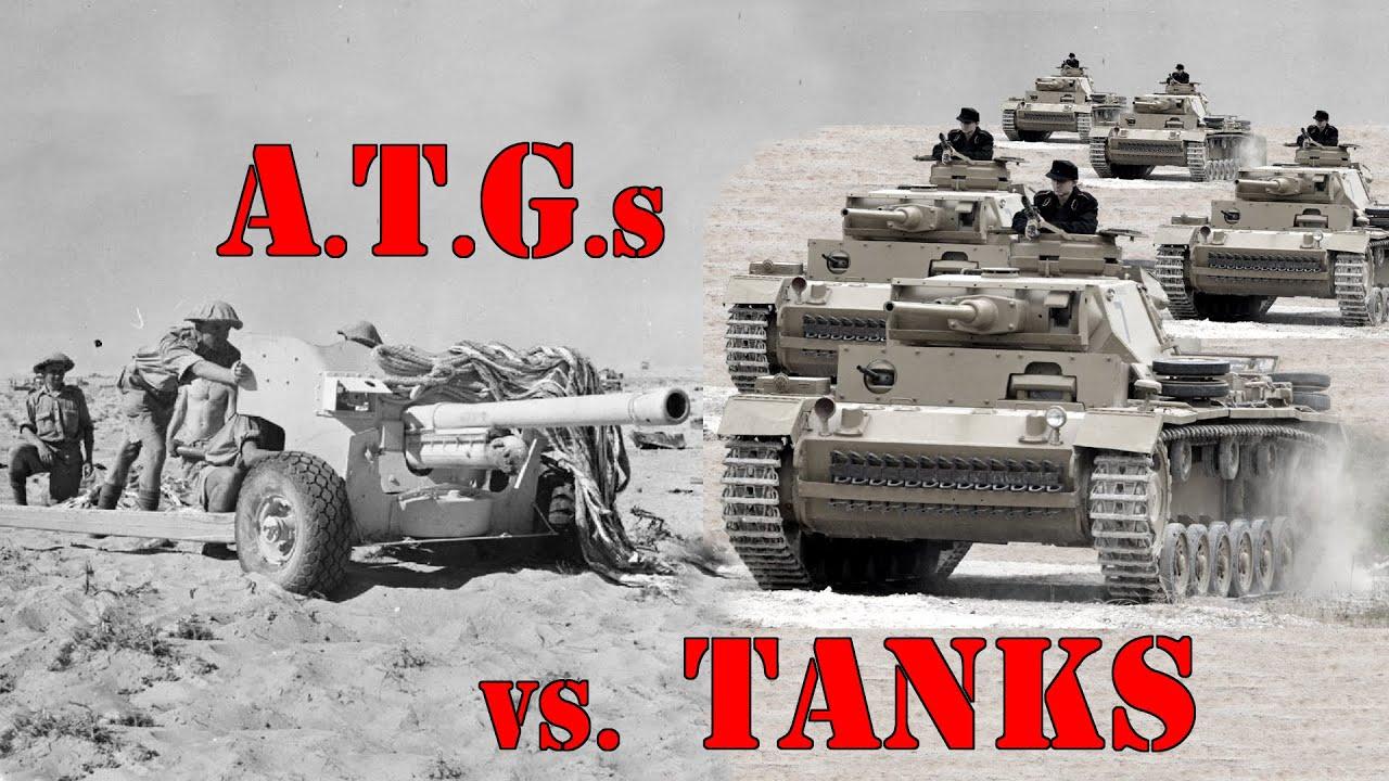 Anti-Tank guns against 100 Tanks - Who Won?