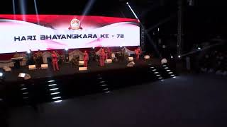 Istri polisi jaman sekarang....Bhayangkari Rocker🤘🤘🤘, It's my live (Bond Jovi)cover