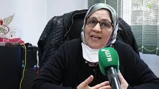 Reportage au Centre national de transfusion sanguine et d'hématologie à Rabat