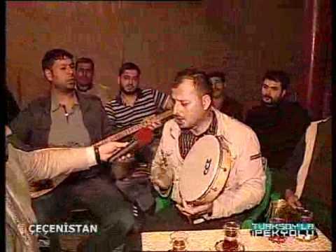 Alper Suri; Çeçenistan'da Üçüncü dil Türkçedir