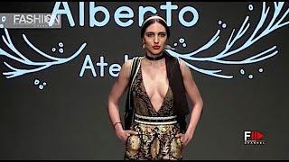 FERNANDO ALBERTO ATELIER Los Angeles Fashion Week AHF FW 2018 2019 - Fashion Channel