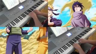"""Naruto Shippuden OST - """"Companions"""" - Cover"""