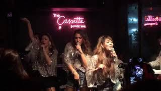 รักอยู่หนใด - พิมพ์ แก้ว หวาน Zaza @The Cassette Music Bar เอกมัย