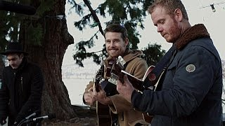 One Song.One Take: Boy & Bear - Walk The Wire