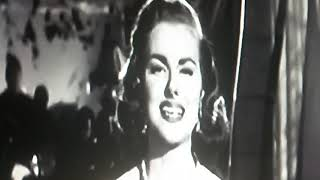 Miss Universo 1953 Christiane Martell en el Cine Mexicano