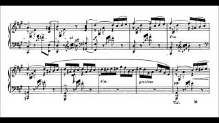 """Felix Mendelssohn - Song without words, Op. 62 No. 6 """"Spring Song"""" [Complete] (Piano Solo)"""