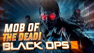call of duty black ops 3 mob of the dead custom map  Youtube