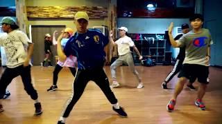 Yeah! | Usher ft. Lil Jon, Ludacris | Choreography by Max Teboul (Part I)