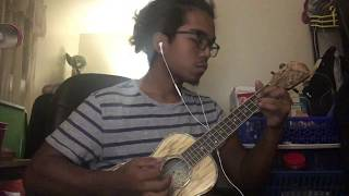 Khalid - Young Dumb & Broke Ukulele Instrumental Cover