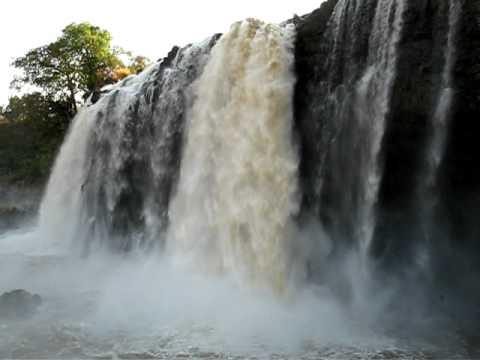 ETHIOPIA. Blue Nile Falls