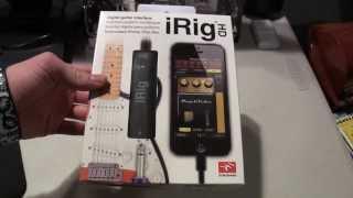 iRig HD Unboxing
