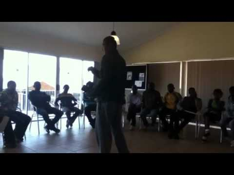 D.Kim in South Africa: My Turn to Share
