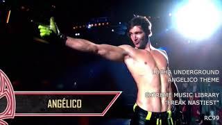 """RC99 - Lucha Underground Angelico Theme - """"Freak Nastiest"""""""