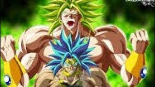 Broly [AMV] Ski Mask The Slump god Ft. XXXTENTACION
