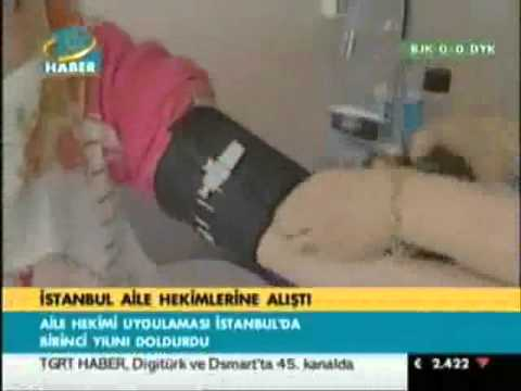 TGRT HABER PROF. DR. ALİ İHSAN DOKUCU AİLE HEKİMLİĞİ .wmv