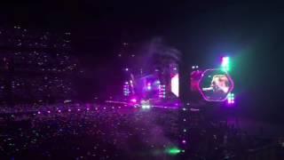 Coldplay 03/07/2017 Paradise Live San Siro  (Milano