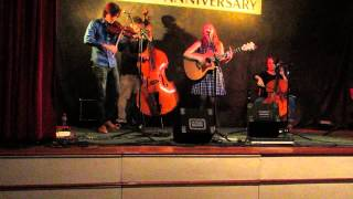 Grace Morrison at the South Shore Folk Music Club