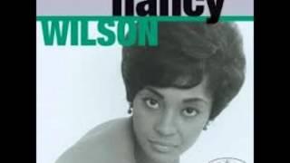 Nancy Wilson - Face It Girl It's Over