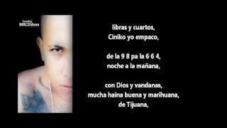 C-Kan ft El Ciniko - De Norte A Sur, De Este A Oeste (Letra/2012)