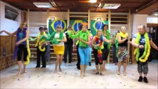 Ivete Sangalo/ Dançando -  Samba, Zumba® Agnieszka Siudowska