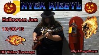 Lynyrd Skynyrd - Gimme Three Steps (Live Cover by Nyck Riegyl)