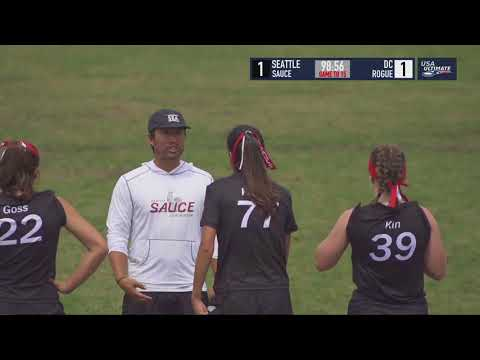 Video Thumbnail: 2018 U.S. Open Club Championships, YCC U-20 Girls' Pool Play: Seattle Sauce vs. Washington D.C. Rogue