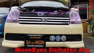Mooneyes Daihatsu Mira Avy | Galeri Kereta
