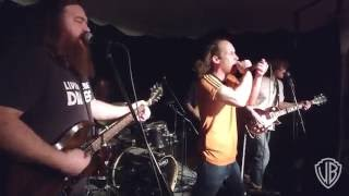 "Tyrannamen - ""I Don't Wanna Go To Jail"" live at Irish Gaelic Club, Sydney"