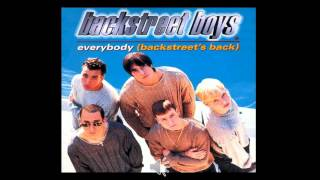 Backstreet Boys- Everybody (clean version)