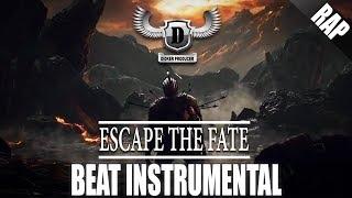 Dark Hard Epic Underground Rap BEAT INSTRUMENTAL - Escape The Fate