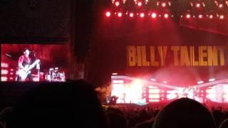 Billy Talent - Fallen Leaves (live) HD @ Novarock 2016