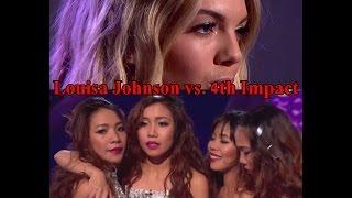 X Factor UK 2015 WINNER - Louisa Johnson or 4th Impact? Social Media vs. Youtube views!