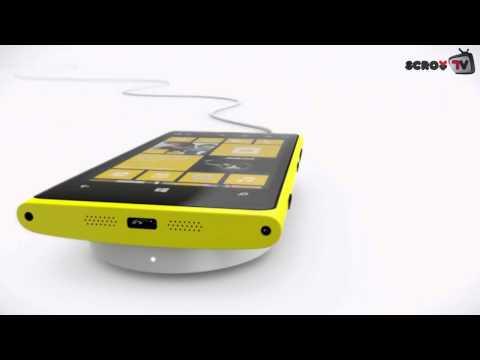 Nokia Lumia 920 Kablosuz Sarj Özelliği Testte