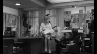 A Hard Day's Night~Funny George Harrison Scene