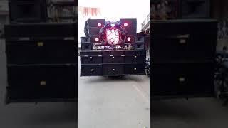 Sound check by dj janghel hard Bass