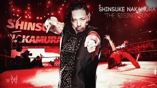 "WWE Shinsuke Nakamura Unused/Custom Theme Song ""The Rising Sun"" 2017 ᴴᴰ (Cover)"