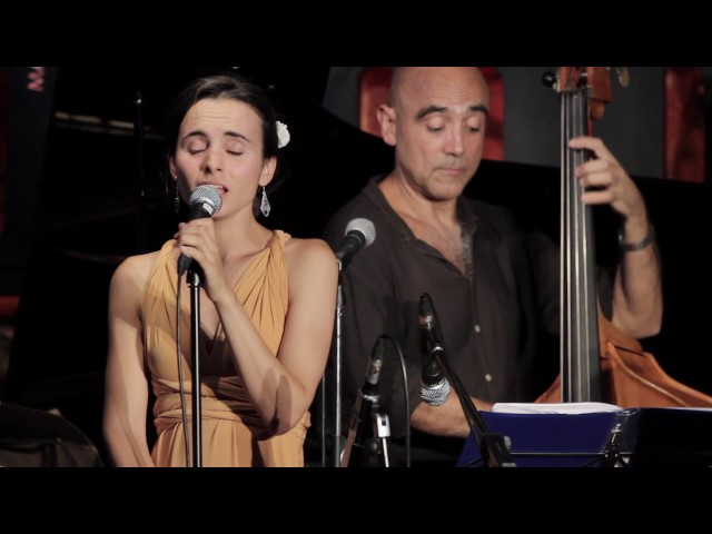 Andrea Motis y Joan Chamorro: La màgia de la veu & Jazz Ensemble.