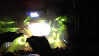 Dillion Francis - Get Low (LIVE) RED ROCKS 2015