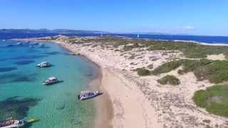 Sa torreta - Espalmador - Formentera - Septiembre 2015 - DJI Phantom