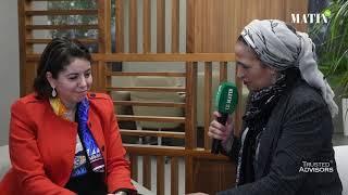 Award transformers 2020 : Déclaration de Asmae Hajjami, DG de Société Générale