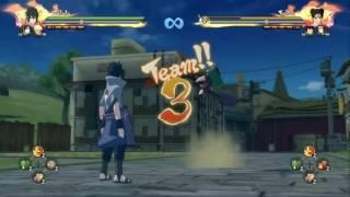 Reverse Sexy Jutsu Combo! Naruto Shippuden Ultimate Ninja Storm 4