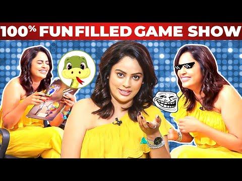 மொத்த Theatre-லயும் நான் மட்டும்தான் பொண்ணு | Nandita Swetha semma fun interview