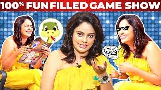 மொத்த Theatre-லயும் நான் மட்டும்தான் பொண்ணு   Nandita Swetha semma fun interview