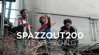 Spazzout200 - Next song (Dababy Gmix) Official Music Video